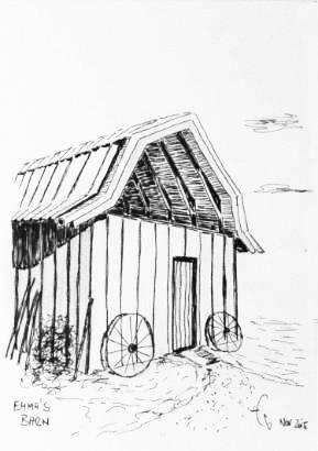 Emma's barn