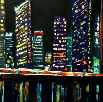 Stadt-Nacht